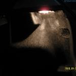 Zwykłe oświetlenie bagażnika