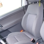 Wygląd fotela kierowcy (PO KUPNIE)