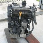 Silnik przed czyszczeniem